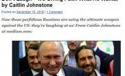 Следком России поиздевался над креаклами с «Дождя» (Руслан Осташко)