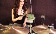 Meytal Cohen - Stupify (Disturbed Drum Cover)