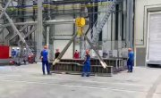 Новый завод гидротурбинного оборудования в Саратовской области