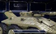 Скорпион. Бронированный боевой робот