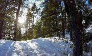24 часа на дикой горе | Ночь в берлоге на скале - Снежное укрытие - Пятка медведя горы снег бушкрафт
