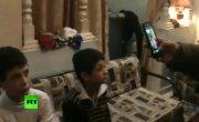 Правозащитники опубликовали видео допросов палестинских детей израильскими военными
