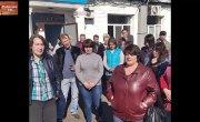 Горняки шахты «Никанор-Новая» (Зоринск, ЛНР) приостановили работу и остались под землей. 29.04.2020.