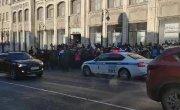 Полиция не дает начаться шествию во Владивостоке