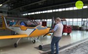 Самолёт Elektra One. Тест батареи (Kreisel) нового поколения.