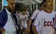 VIII Чемпионат Европы-1988. Полуфинал. Италия - СССР