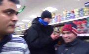 типичный супермаркет