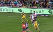 Super Rugby - Rebels v Hurricanes (Round 8)