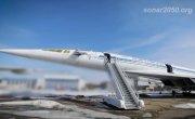 Зачем России сверхзвуковой гражданский самолёт?