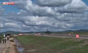 Cу-25 садились на автодорогу на учениях в Приморском крае