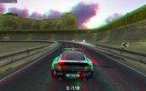Trackmania² Canyon [GamePlay] (Режим 3D: Анаглиф - смотреть в сине-красных 3D очках)