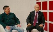 Интервью на 8 канале. Павел Клачков с Андреем Копытовым и Егором Васильевым