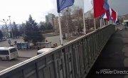 Красноярск. Сбор подписей под коллективным обращением к Президенту 27-28 апреля 2019