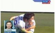 Топ-10 голов чемпионата России по футболу 2011