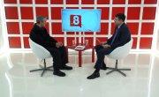 Интервью на 8 канале. Валерий Власов, Алексей Лапин