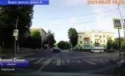 В районе Земляного моста в городе Серпухов, произошло страшное ДТП