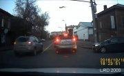 Причина появления пробки  на дороге .