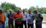 Обращение к губернатору работников Черноморского водоканала и депутата