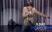 Jim Carrey (впервые на ТВ)