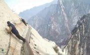 Тропа смерти- Гора Хуашань Китай- Экстремальный туризм