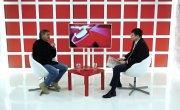 Интервью на 8 канале. Валерий Власов, Евгений Артемьев