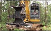 Подборка невероятных машин - лесных пожинателей