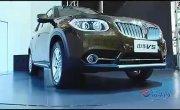 Китайская копия BMW X1 (Brilliance V5) будет продаваться за 630 тысяч рублей (убавьте звук)