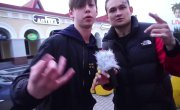 Моргенштерн - Город рэперов (уличный фристайл)