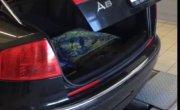 Опасный багажник Ауди А8