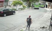 Неожиданное завершение полицейской погони в Бразилии.