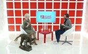 "Программа ""Интервью"" на Восьмом канале. Артур Лукава, Юлия Мансурова"