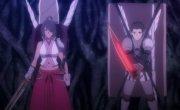 """Может, Я Встречу Тебя В Подземелье? Меч Оратории / Danmachi Gaiden: Sword Oratoria - 1 сезон, 12 серия """"Меч Оратории"""" """"END"""""""