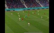 Матч сборной России и Бельгии