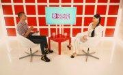 Интервью на 8 канале с Ириной Ивановой и Александром Глисковым