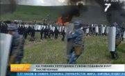 В Красноярской колонии произошел бунт. 25 заключенных и 8 омоновцев пострадали