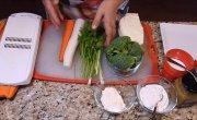 Салат с Редькой, Морковью, Капустой и супер  заправкой!