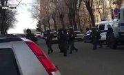Произошло нападение на приемную ФСБ в Хабаровске
