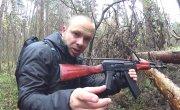 Американский террорист напоролся на русского охотника - Серёжа Штык #4 vs Рэмбо - Охота на зайца