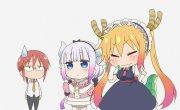 """Дракон-Горничная Кобаяши-сан / Kobayashi-san Chi no Maid Dragon - 1 сезон, """"Special 1"""""""