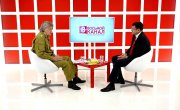 Интервью на 8 канале. Валерий Власов, Александр Шадрин