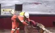 Техника безопасности на примере корабельного каната 2