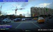 """Подборка ДТП и аварий от канала """"Russian Crash"""" за 11.09.2020 №1708"""