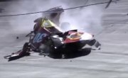 5 самых опасных автогонок. Серия NASCAR