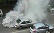 Аварии дизельных моторов автомобилей и поездов