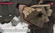 Под Тверью люди замерзают из-за нехватки дров