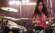 Meytal Cohen - 7 words (Deftones Drum Cover)