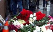 Большой Москворецкий Мост. Утро после убийства Бориса Немцова.