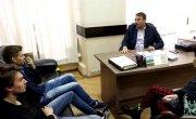 Евгений Алексеевич Фёдоров и молодёжный штаб НОД