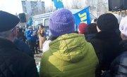 Молодёжи не дают высказаться на митинге ЛДПР 23 марта 2019 года город Нижневартовск.