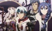 Цепные Хроники: Свет Геккейтаса / Chain Chronicle: Hekuseitasu no Hikari - 1 сезон, 10 серия